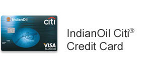 IndianOil Citi Credit Card
